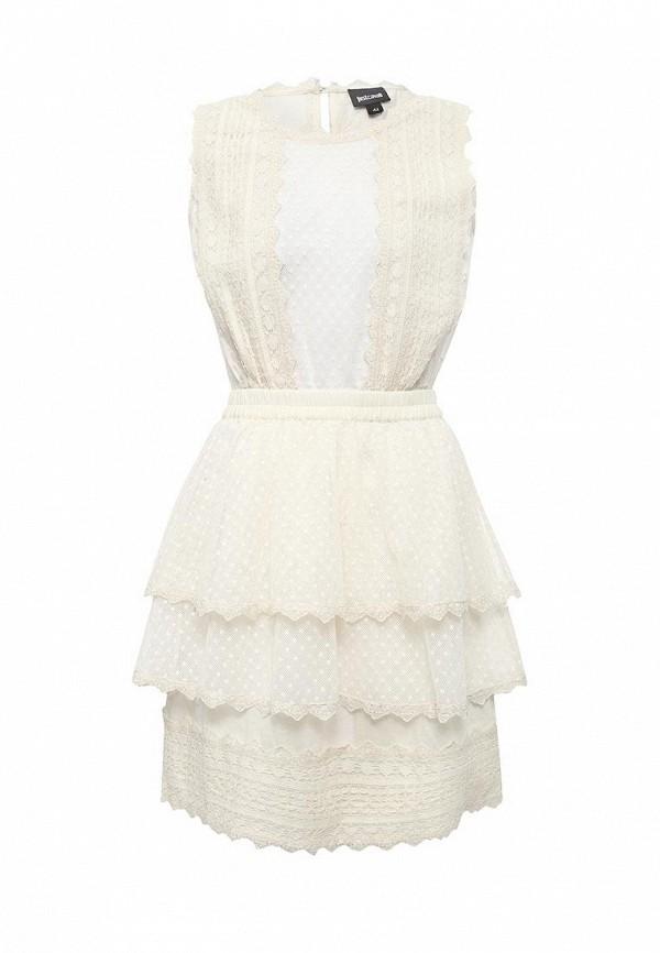 Платье Just Cavalli Just Cavalli JU662EWOOT79