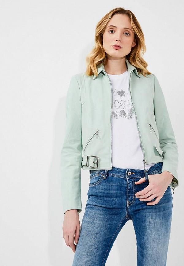 цена Куртка кожаная Just Cavalli Just Cavalli JU662EWYXL99 онлайн в 2017 году
