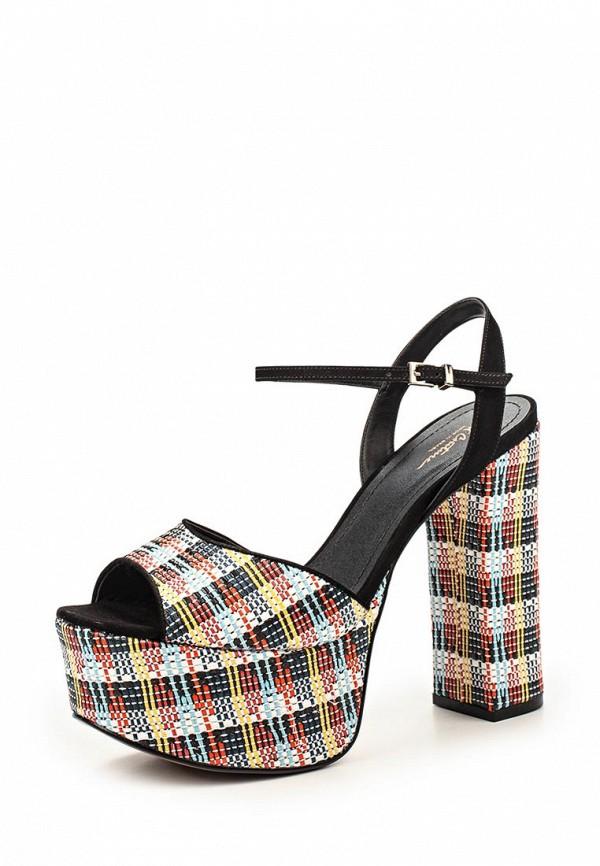 Босоножки на каблуке Just Couture 0-83033