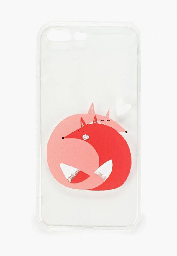 Чехол для iPhone Kawaii Factory Kawaii Factory KA005BWAWAA0 чехол для iphone kawaii factory kawaii factory ka005bwzvq40
