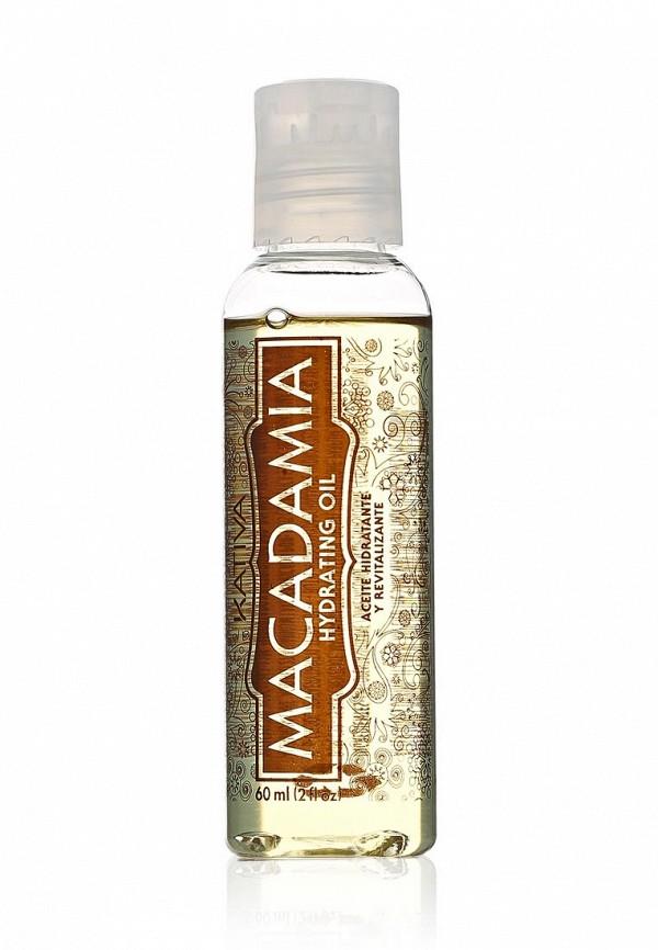 Масло Kativa Увлажняющее восстанавливающее масло для волос