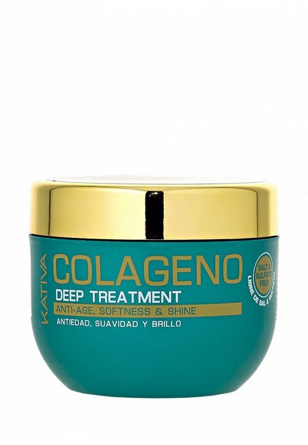 Маска для волос Kativa Kativa KA009LUBTQ51 сыворотка флюид kativa восстанавливающий защитный концентрат для волос kativa 4 масла argan oil 120мл