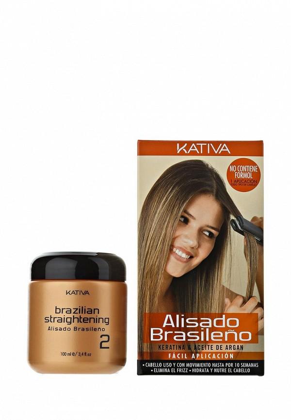 Kativa кератиновое выпрямление волос