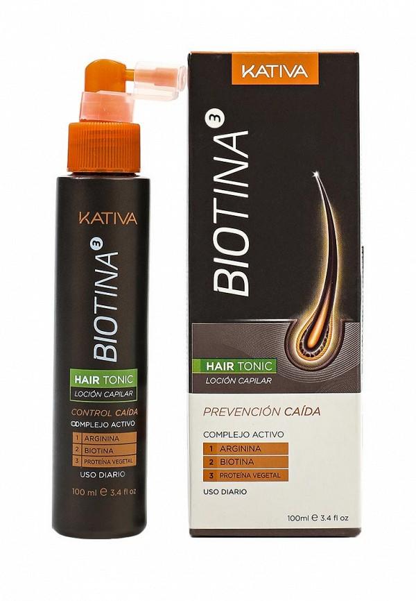 Тоник для волос Kativa Kativa KA009LUGML08 сыворотка флюид kativa восстанавливающий защитный концентрат для волос kativa 4 масла argan oil 120мл