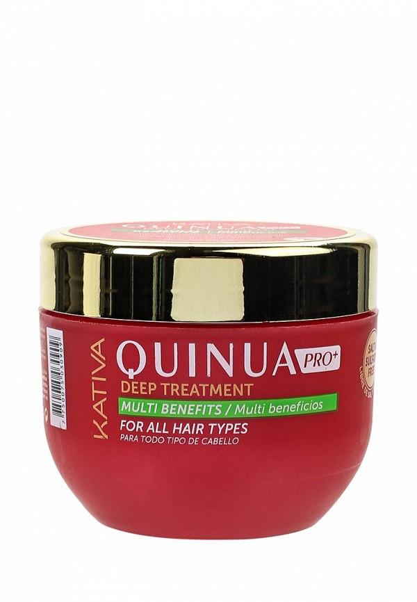 Маска для волос Kativa Kativa KA009LWRRQ69 сыворотка флюид kativa восстанавливающий защитный концентрат для волос kativa 4 масла argan oil 120мл