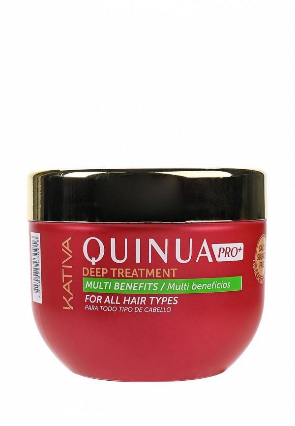 Маска для волос Kativa Kativa KA009LWRRQ70 сыворотка флюид kativa восстанавливающий защитный концентрат для волос kativa 4 масла argan oil 120мл