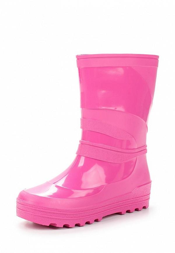 Резиновые сапоги Каури цвет розовый сезон весна, демисезон, лето страна Россия размер 35, 36