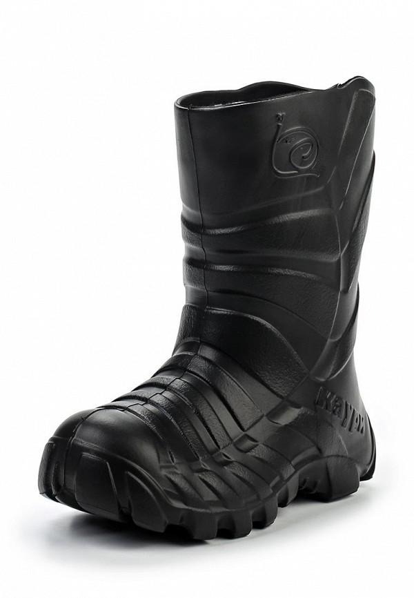 Резиновая обувь для мальчиков Каури 590