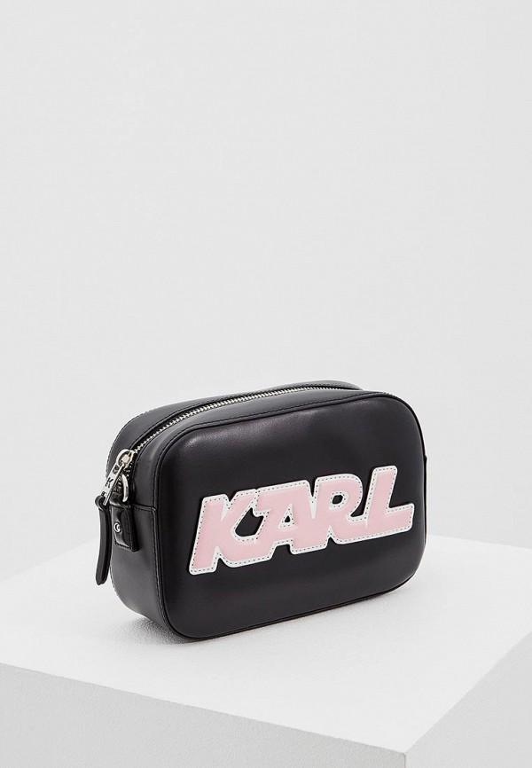 Сумка Karl Lagerfeld Karl Lagerfeld KA025BWAUOQ7