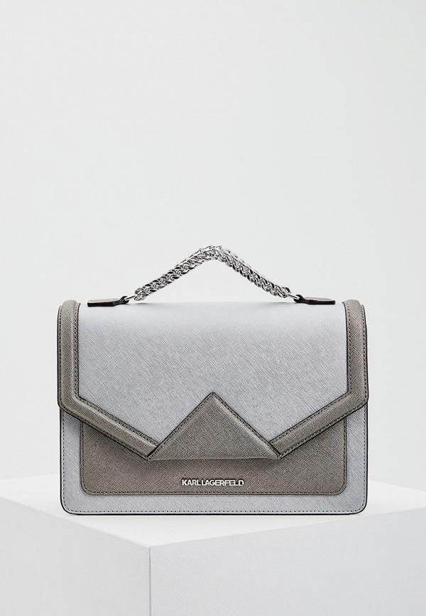 Сумка Karl Lagerfeld Karl Lagerfeld KA025BWAUOR1 сумка karl lagerfeld коричневый