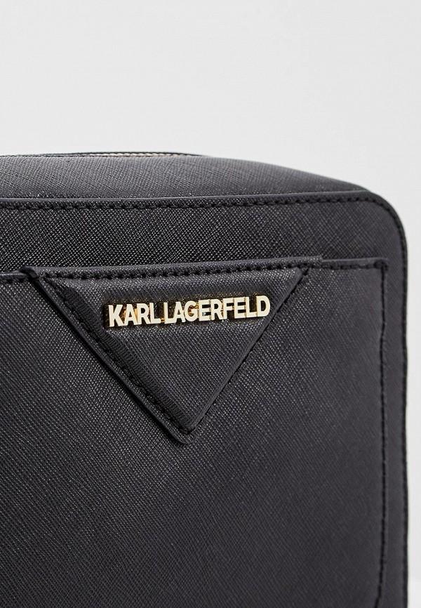 Фото Сумка Karl Lagerfeld. Купить с доставкой
