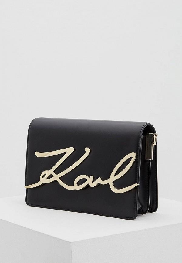 Сумка Karl Lagerfeld Karl Lagerfeld KA025BWAUOU4 сумка karl lagerfeld коричневый
