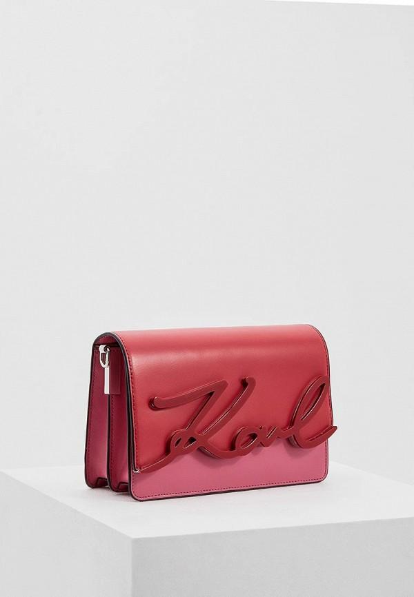 Сумка Karl Lagerfeld Karl Lagerfeld KA025BWAUOU7 сумка karl lagerfeld коричневый