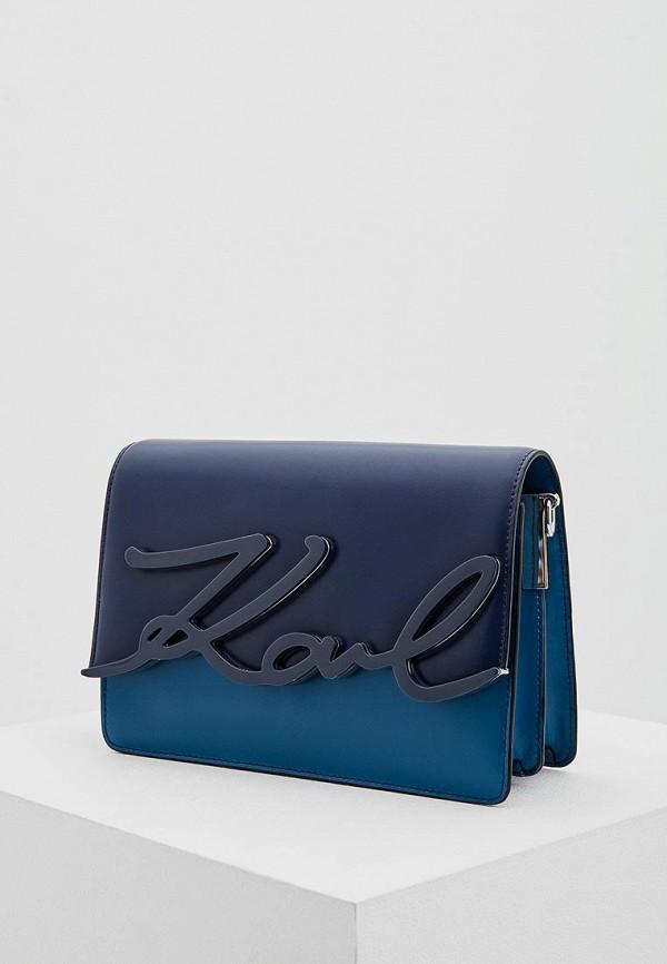 Сумка Karl Lagerfeld Karl Lagerfeld KA025BWAUOU8 сумка karl lagerfeld коричневый