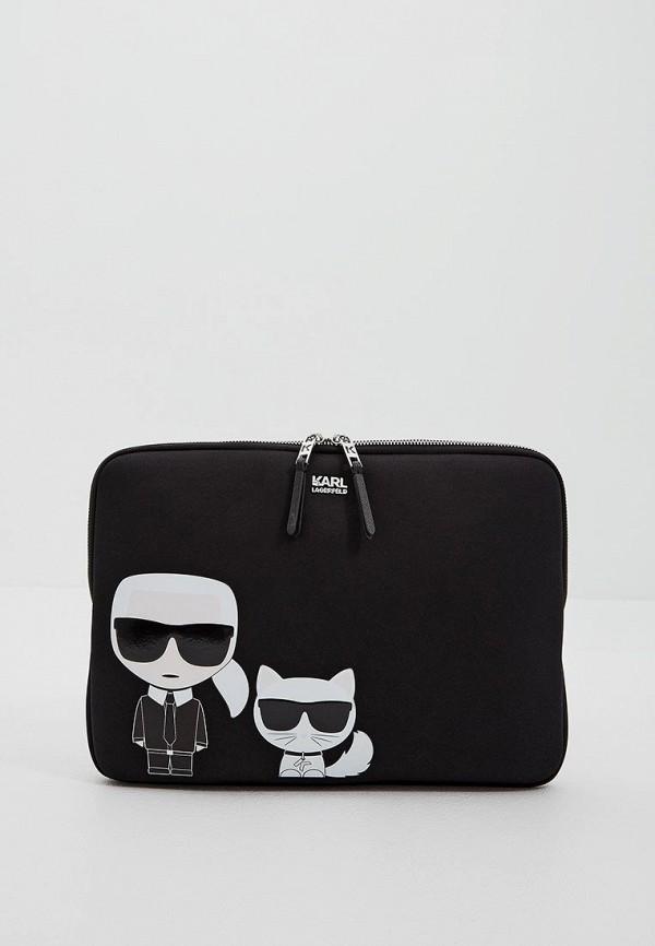 цены на Чехол для ноутбука Karl Lagerfeld Karl Lagerfeld KA025BWAUOW6 в интернет-магазинах