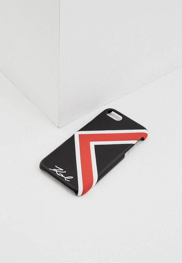 Фото Чехол для iPhone Karl Lagerfeld. Купить с доставкой