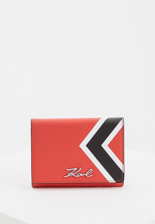 Фото Кошелек Karl Lagerfeld. Купить с доставкой