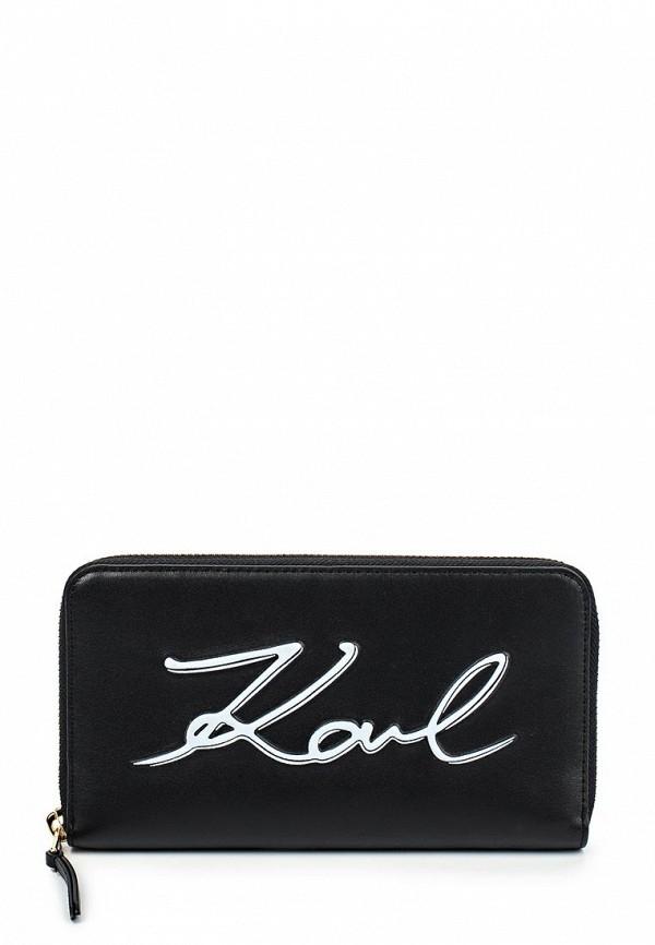 где купить Кошелек Karl Lagerfeld Karl Lagerfeld KA025BWOXW13 по лучшей цене