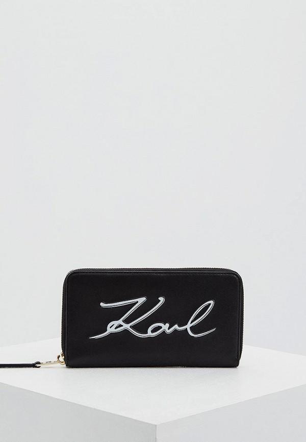 Кошелек Karl Lagerfeld Karl Lagerfeld KA025BWOXW13