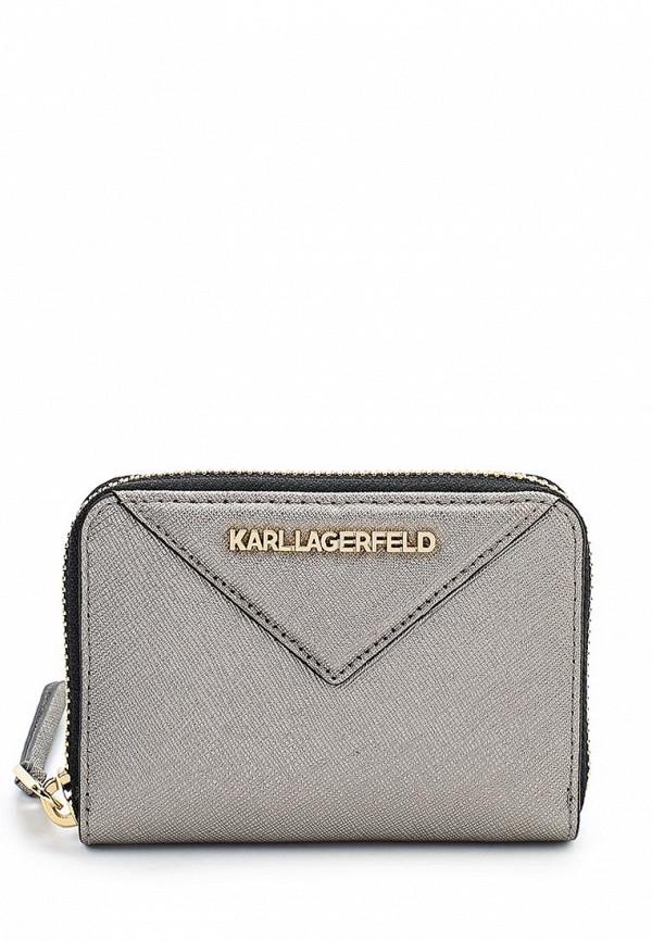 где купить Кошелек Karl Lagerfeld Karl Lagerfeld KA025BWUSS68 по лучшей цене