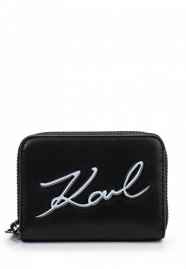 где купить Кошелек Karl Lagerfeld Karl Lagerfeld KA025BWUSS84 по лучшей цене