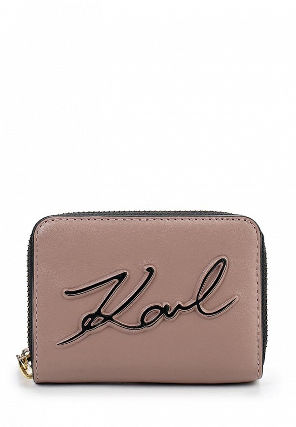 Кошелек Karl Lagerfeld Karl Lagerfeld KA025BWUSS85 цена