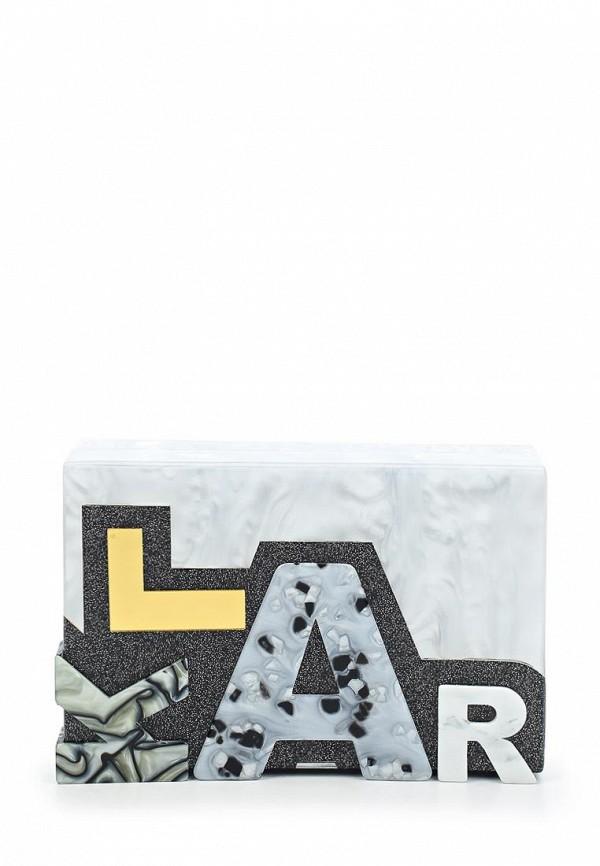 Клатч Karl Lagerfeld Karl Lagerfeld KA025BWUSS98