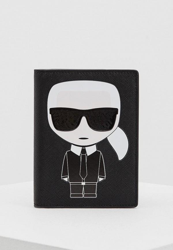 Обложка для паспорта Karl Lagerfeld Karl Lagerfeld KA025DWAUOW7 karl lagerfeld короткий комбинезон