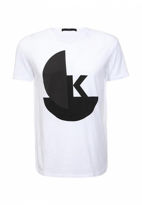 Футболка с надписями Karl Lagerfeld 557202