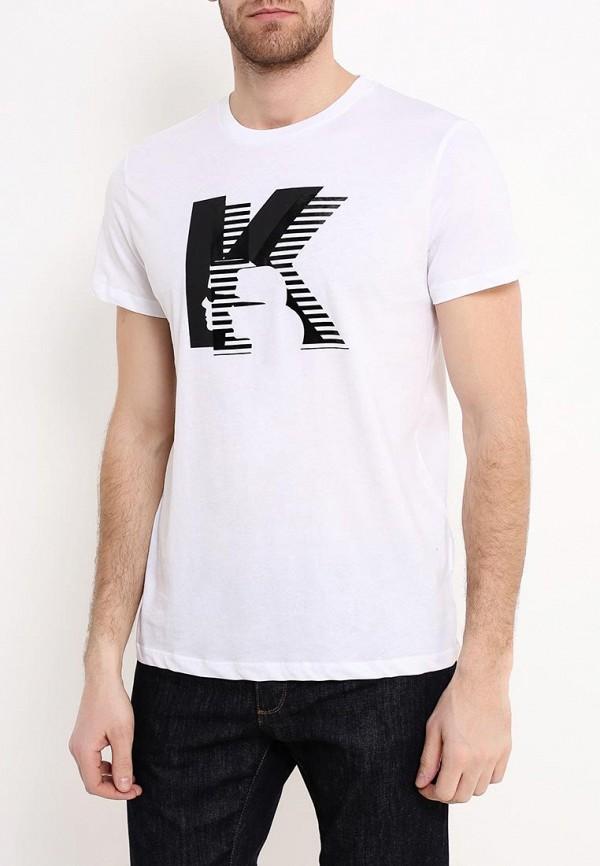 Футболка Karl Lagerfeld Karl Lagerfeld KA025EMNYB39 футболка karl lagerfeld karl lagerfeld ka025emvds43