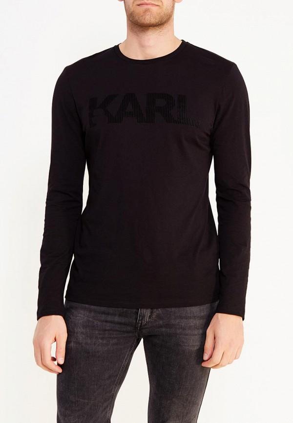 цены на Лонгслив Karl Lagerfeld Karl Lagerfeld KA025EMVDS44 в интернет-магазинах