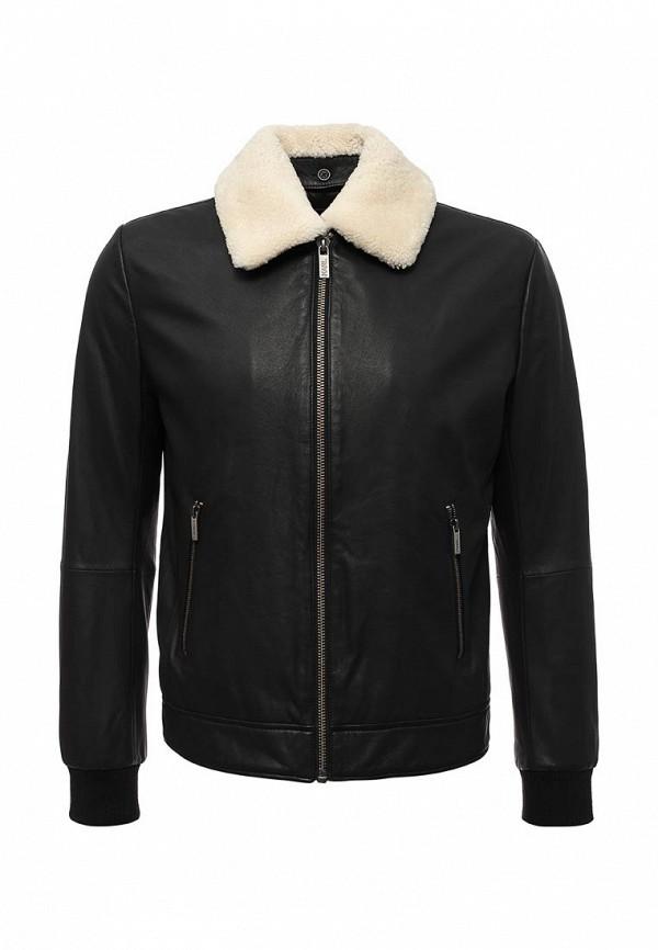 Куртка кожаная Karl Lagerfeld Karl Lagerfeld KA025EMVDS48