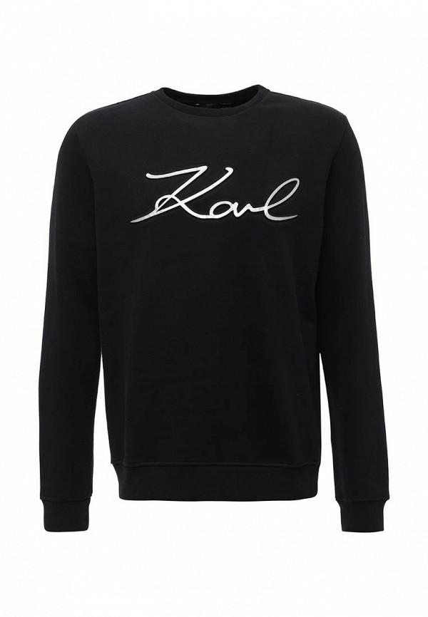 где купить Свитшот Karl Lagerfeld Karl Lagerfeld KA025EMVDS51 по лучшей цене