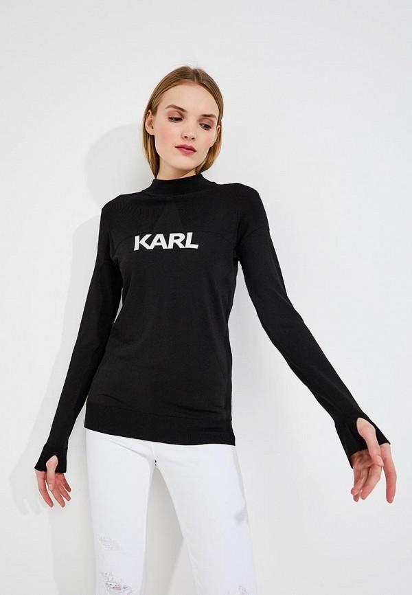 Водолазка Karl Lagerfeld Karl Lagerfeld KA025EWAUPL5 визитница karl lagerfeld karl lagerfeld ka025dwauow8