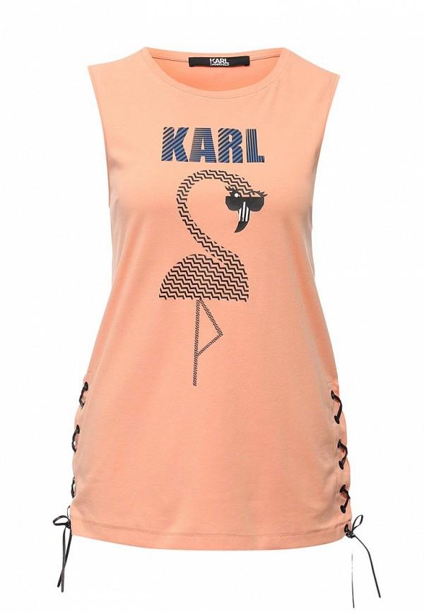 Майка Karl Lagerfeld 61KW1716