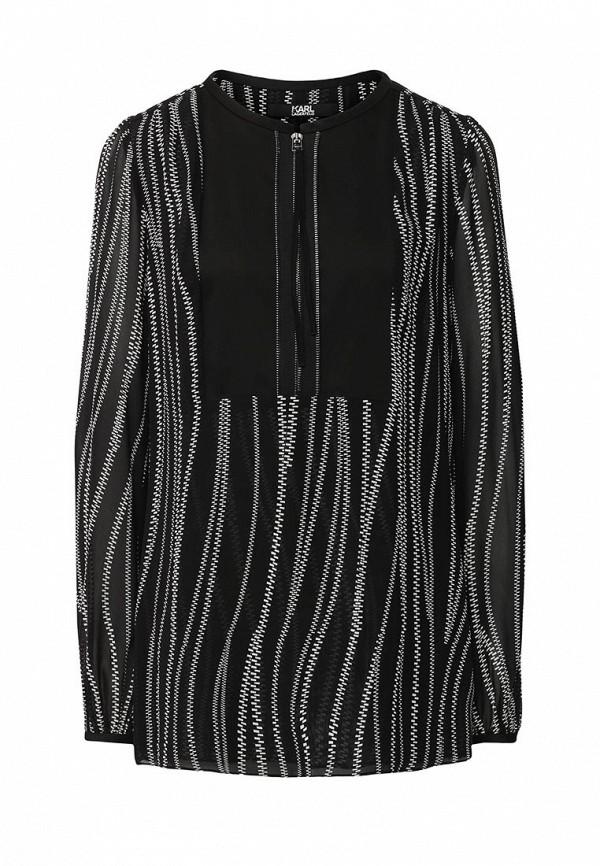 Блуза Karl Lagerfeld Karl Lagerfeld KA025EWJYU98