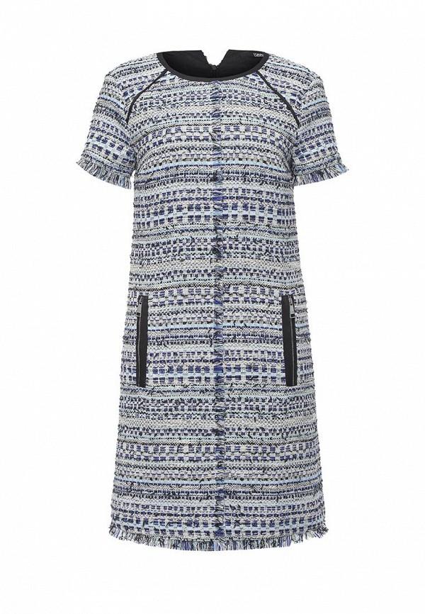 цена  Платье Karl Lagerfeld Karl Lagerfeld KA025EWOXV45  онлайн в 2017 году