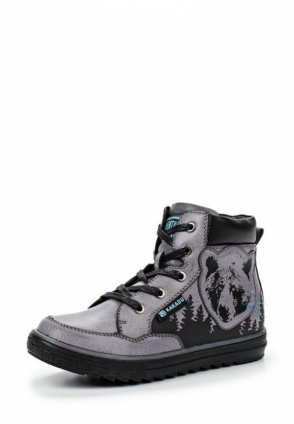 Ботинки для мальчиков Kakadu 6186C
