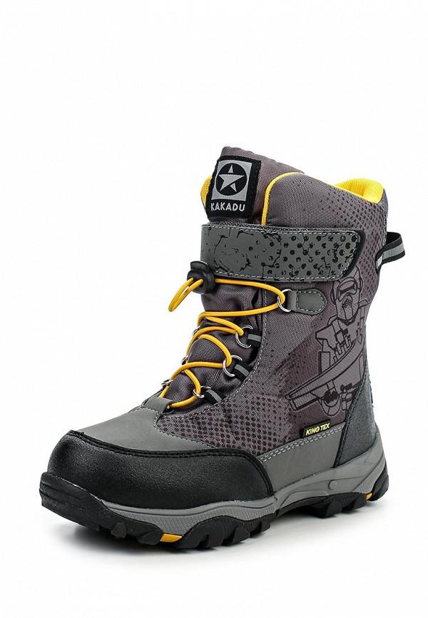Ботинки для мальчиков Kakadu 6520A