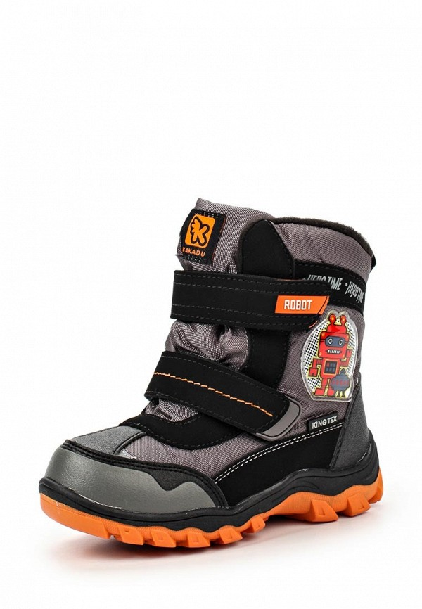 Ботинки для мальчиков Kakadu 6497C