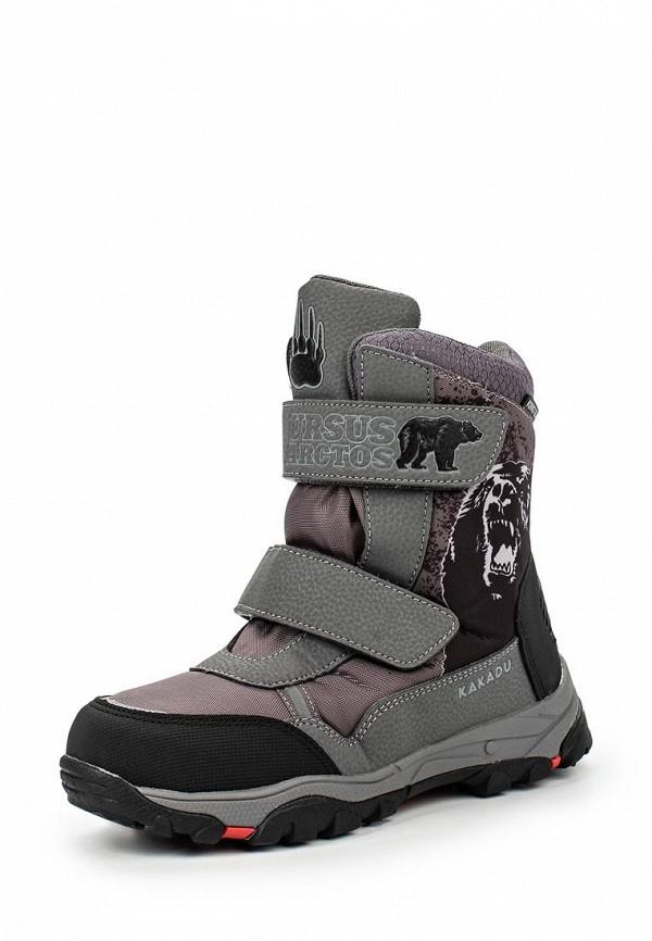 Ботинки для мальчиков Kakadu 6507A