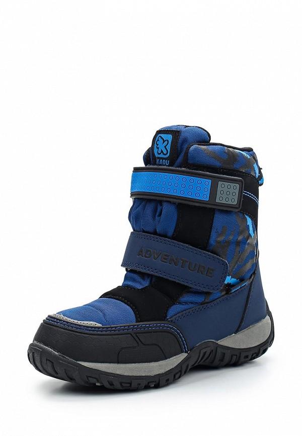 Купить Ботинки Kakadu, KA036ABURI82, синий, Осень-зима 2017/2018