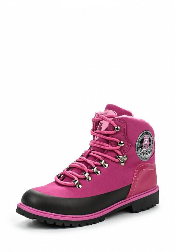 Ботинки для девочек Kakadu 6274B