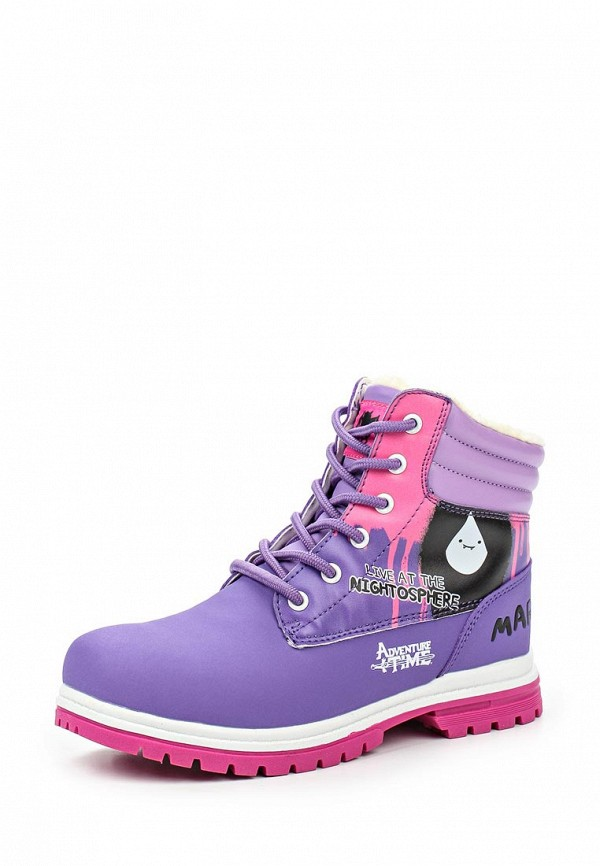 Ботинки для девочек Kakadu 6276C