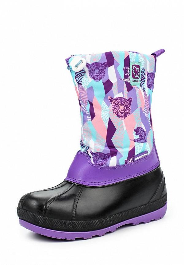 Резиновая обувь Kakadu 6469B