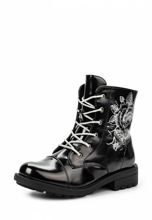 Ботинки для девочек Kakadu 6281C
