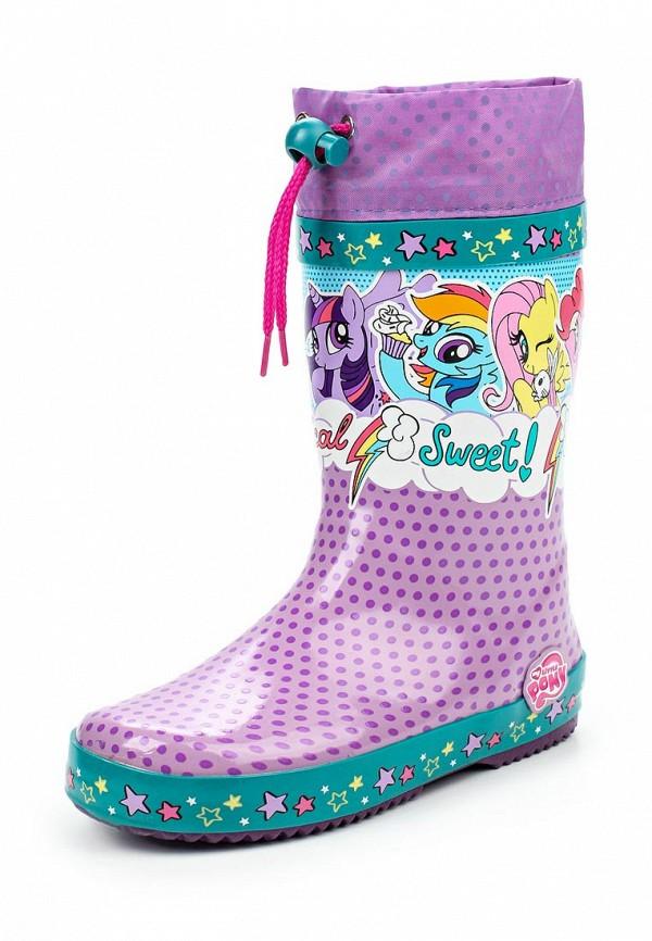 Резиновая обувь для девочек Kakadu 6689AA
