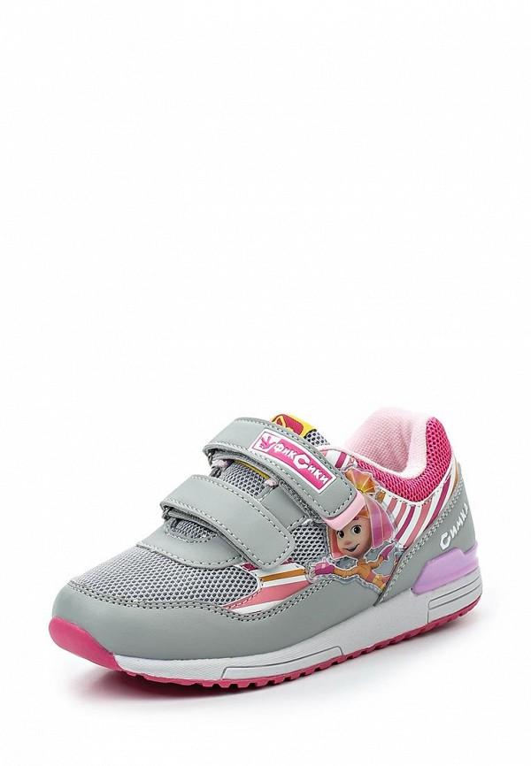 Кроссовки для девочек Kakadu 6766A