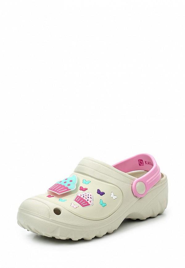 Резиновая обувь для девочек Kakadu 6735B
