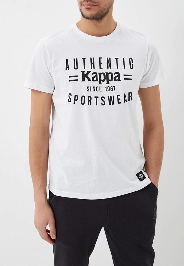 Футболка Kappa Kappa KA039EMAYBN5 kappa футболка мужская kappa